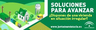 Fomento. Regularización de viviendas - Junta de Andalucía