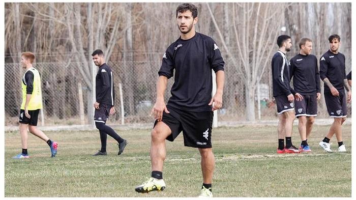 La Real Balompédica Linense firma al centrocampista Gabriel Chironi