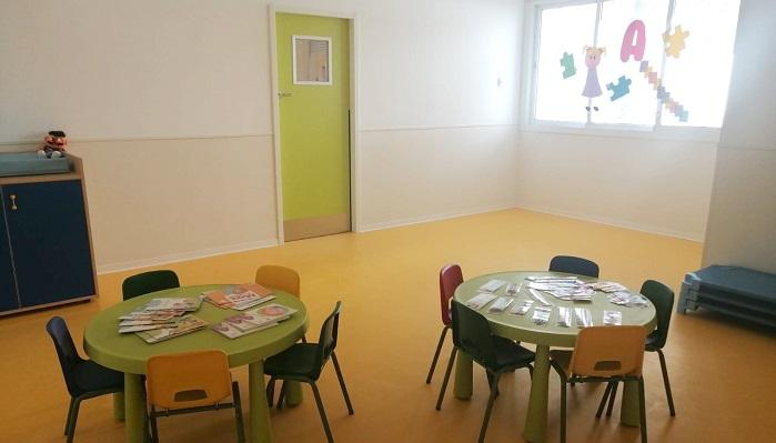 Comienza el equipamiento de la Escuela Infantil del Saladillo en Algeciras