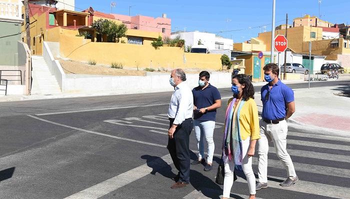 La calle Nazaret se conectará peatonalmente con Virgen del Carmen