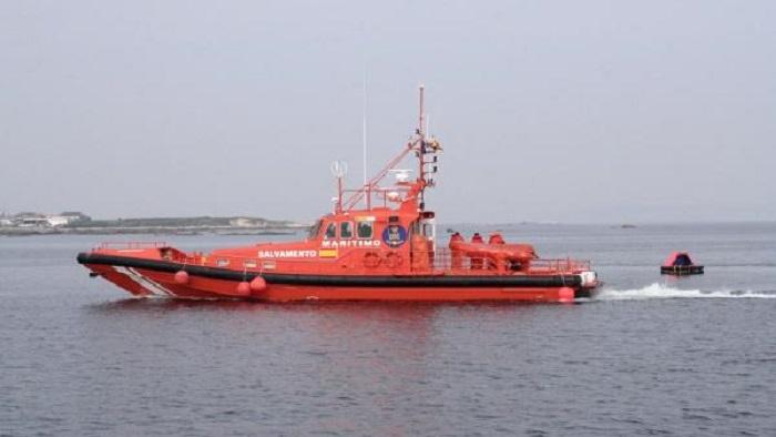 Rescatados seis migrantes en aguas del Estrecho