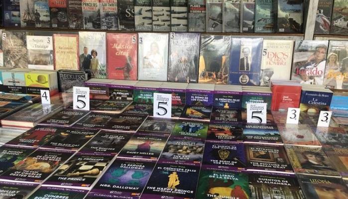 Algeciras suspende su Feria del Libro