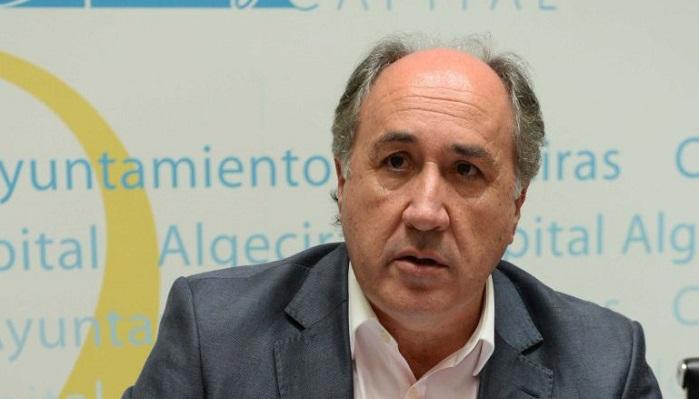 Landaluce pide su apoyo a la Plataforma en Defensa de El Rinconcillo