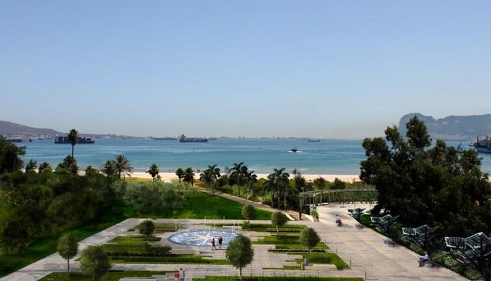 El proyecto de 'La playa de mi barrio' en Algeciras sigue adelante