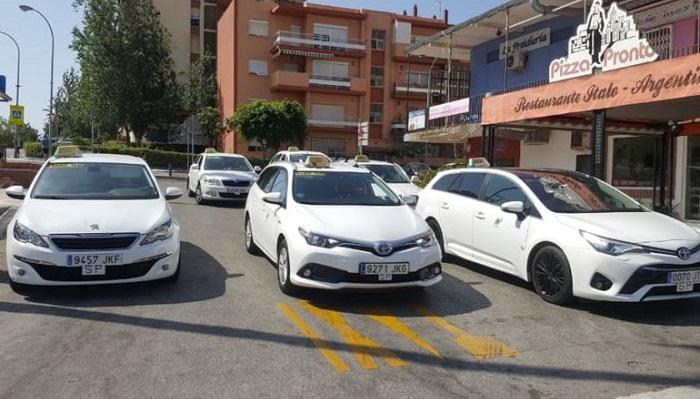 Los taxis de Algeciras no podrán aplicar la tarifa especial de Feria Real