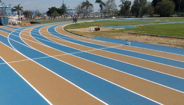 Algeciras reabre este miércoles las pistas de atletismo y el polideportivo 'Loren'