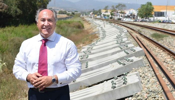 Landaluce critica la 'falta de compromiso del Gobierno con Algeciras'