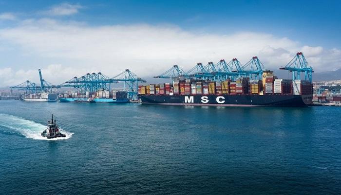 El puerto de Algeciras supera los 80 millones de toneladas de mercancías