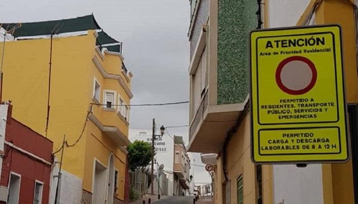 El tráfico en San Isidro, limitado a residentes y servicios