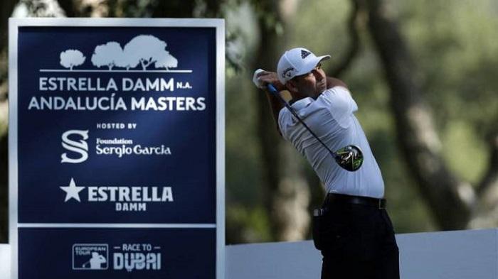 El Andalucía Masters de golf se jugará sin público