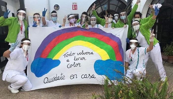 Los residentes de atención social en San Roque dan negativo en Covid-19