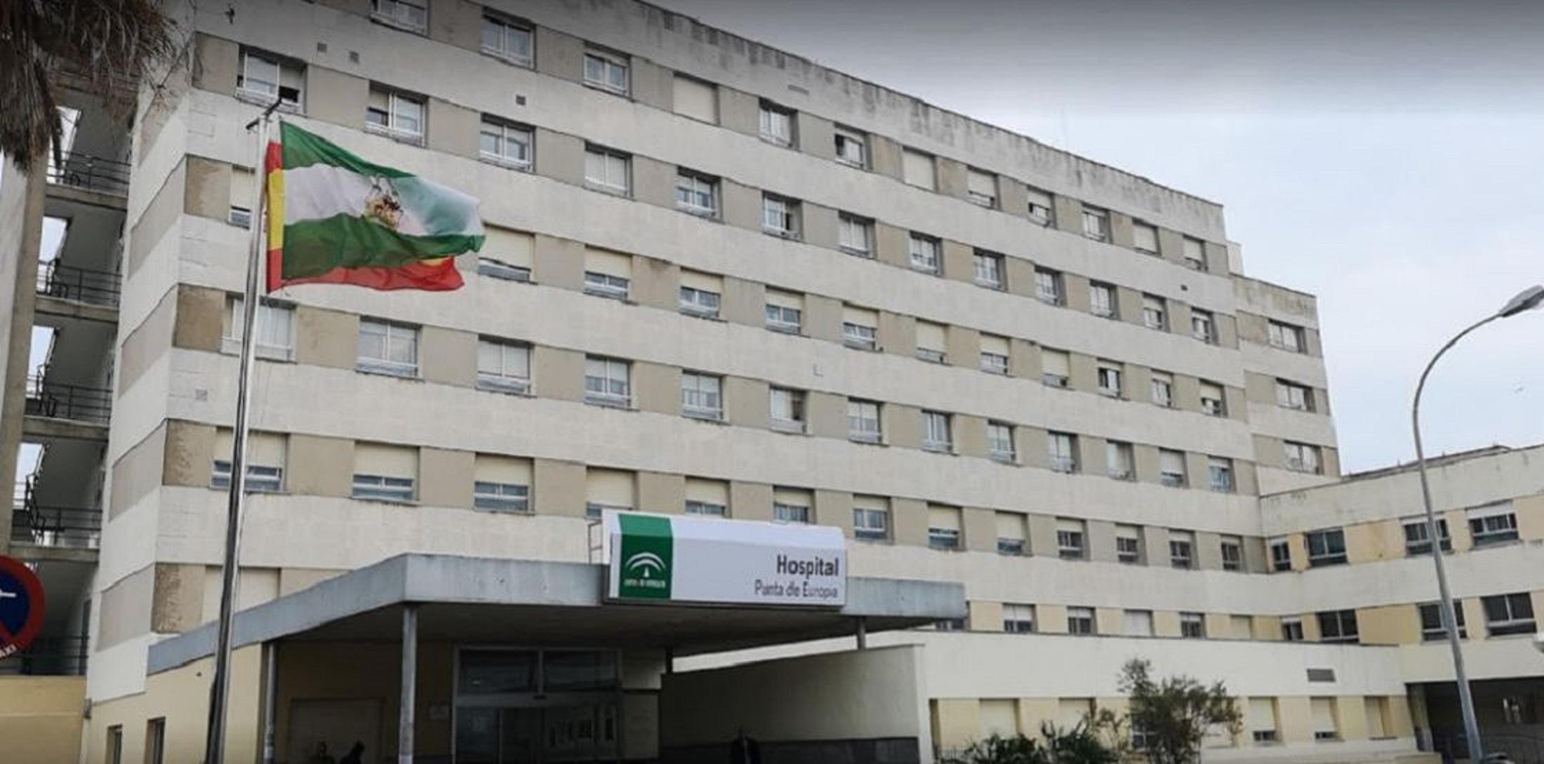 Este lunes arranca el reasfaltado del Hospital Punta Europa de Algeciras
