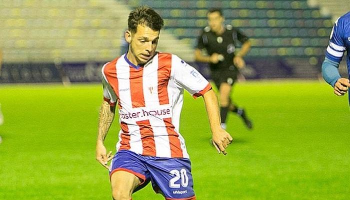 El Algeciras incorpora a Iván Crespo, Pol Tristán y Álvaro Romero