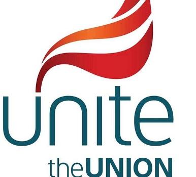 El sindicato Unite Union. Foto NG