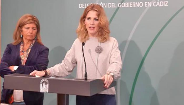La delegada del Gobierno andaluz en Cádiz, Ana Mestre