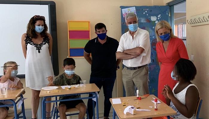 Alternativas ya trabaja en la Escuela de Verano 'Algeciras Zona Sur 2020'