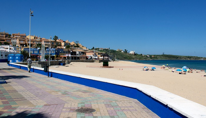 La playa de Getares vivirá este sábado un simulacro de socorrismo