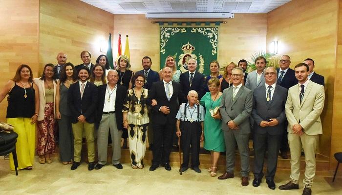 Algeciras entrega sus Medallas de La Palma 2019