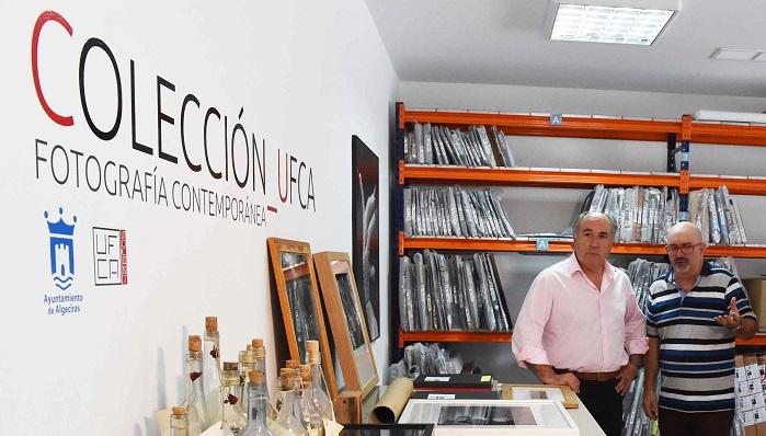 Pesar en Algeciras del presidente de la UFCA Alberto Galán