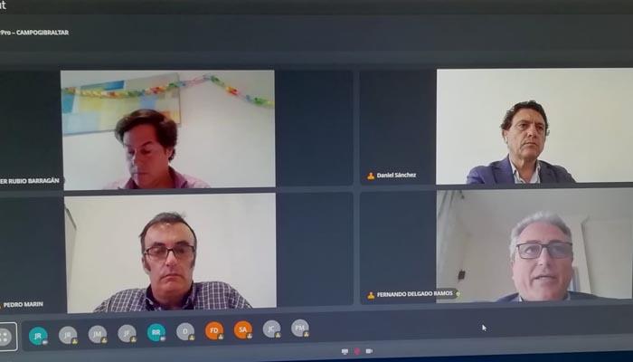 El comité de gestión del Campo de Gibraltar