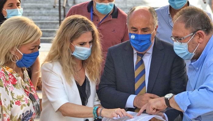 La Junta invierte cerca de 500.000 euros en el centro de salud Algeciras Centro