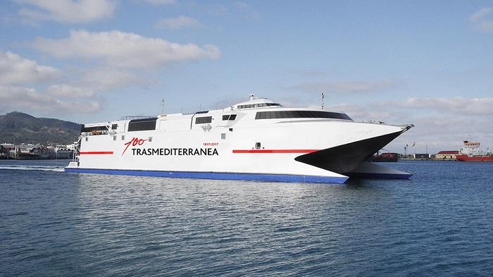 Rescatado un migrante que pretendía cruzar a Algeciras sobre un ferry