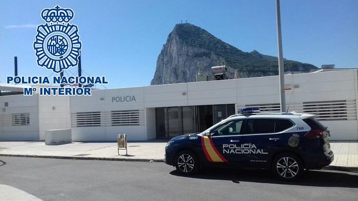 Se trata de una operación conjunta entre España y Gibraltar