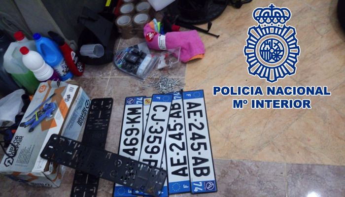 La Policía Nacional ha asestado un importante golpe a esta banda de narcotraficantes