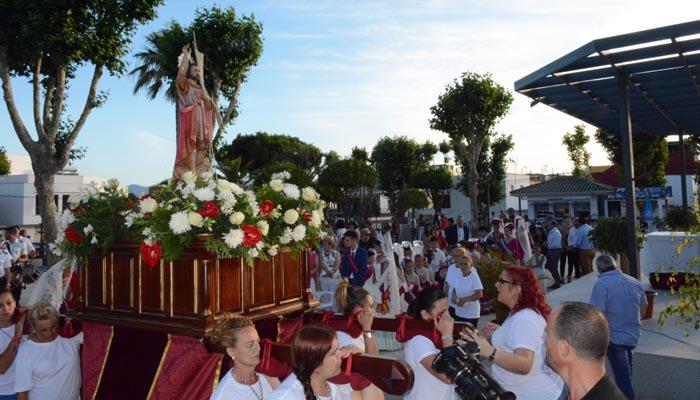 Imagen de archivo de una celebración de San Juan