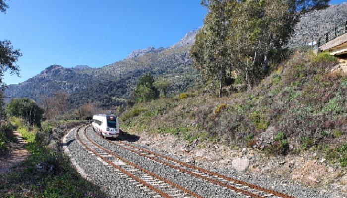 En Verdemar apuestan por el uso del ferrocarril. Foto: Verdemar