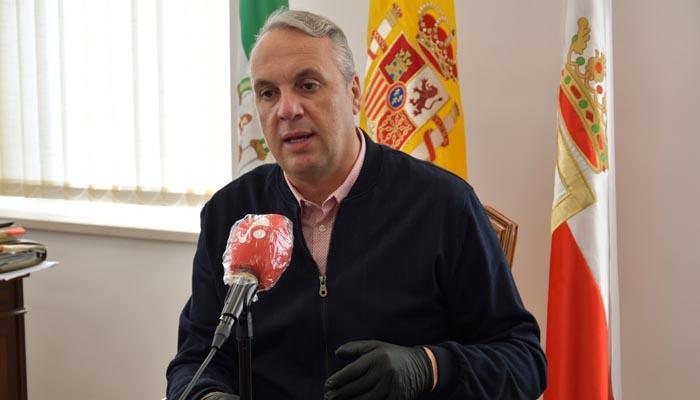El alcalde ha hecho balance de las tres primeras semanas de confinamiento