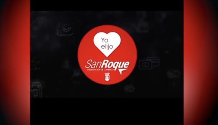 Imagen de la campaña 'Yo elijo San Roque'