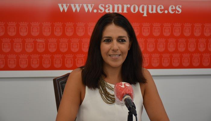 Belén Jiménez es la concejal de Educación
