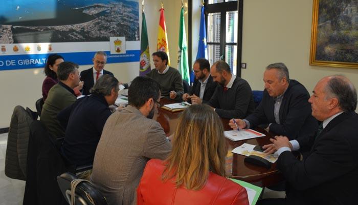 Reunión del Consejo de Alcaldes en la Mancomunidad de Municipios
