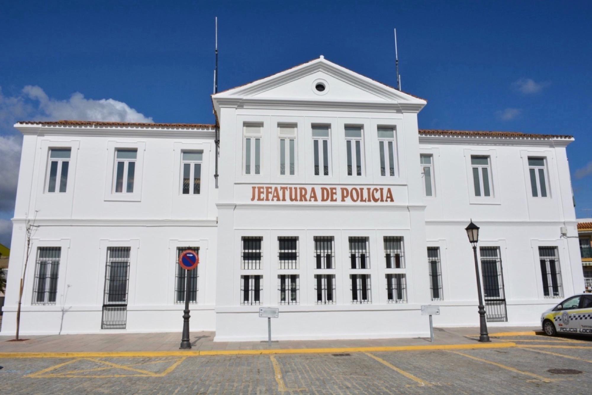 Jefatura de Policía Local. Foto Multimedia SR