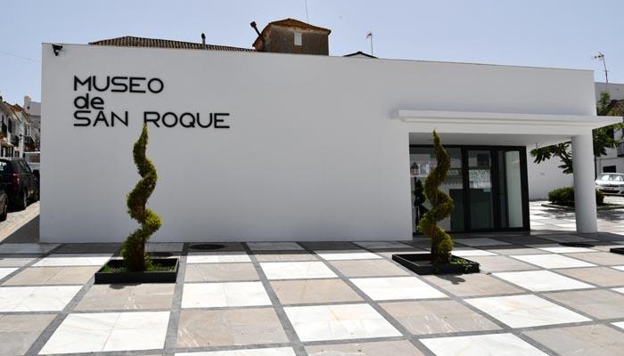 Entrada al Museo de San Roque