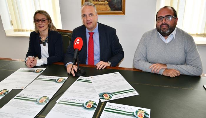 El alcalde de San Roque ha presentado el calendario de actividades