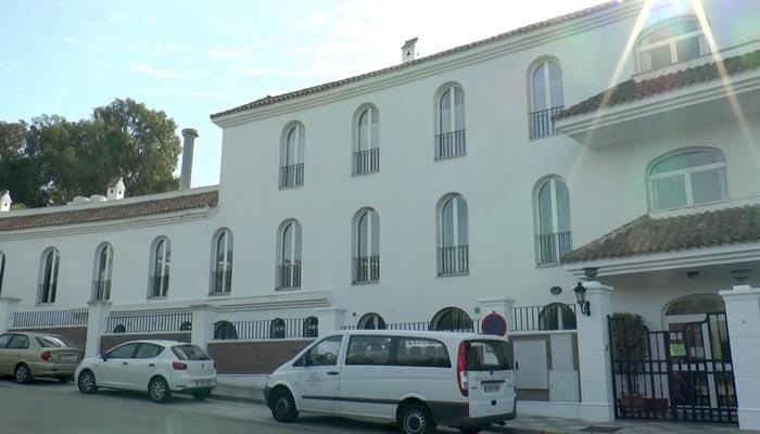 Imagen de archivo de la residencia de San Enrique