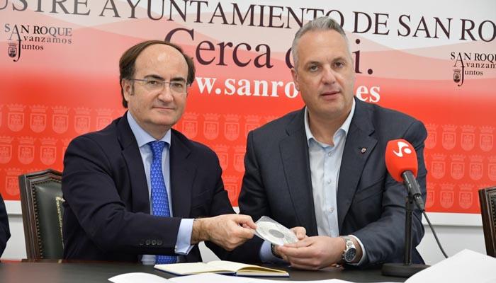 Gerardo Landaluce y Juan Carlos Ruiz Boix