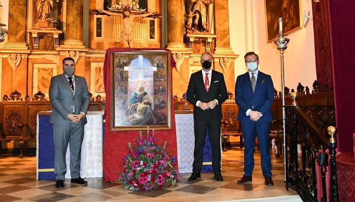 Presentado el Cartel de Semana Santa 2021 de San Roque