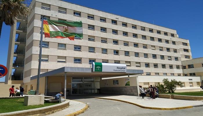 Imagen del Hospital Punta Europa de Algeciras