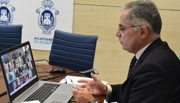 Algesa informa de los procesos para la contratación de personal en Algeciras