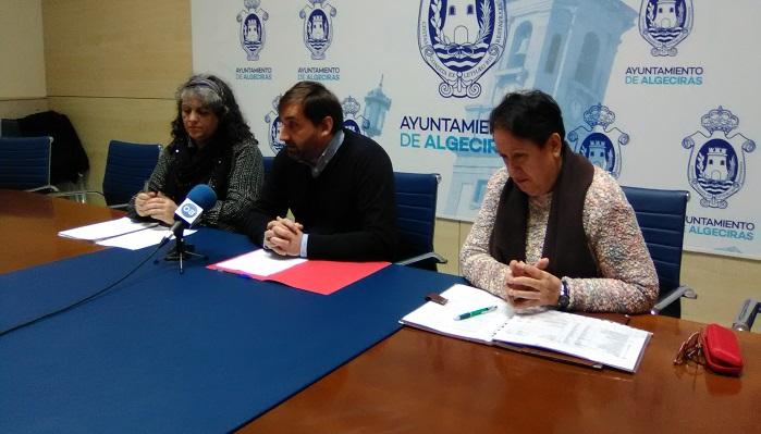 Adelante Algeciras presenta alegaciones a los presupuestos municipales