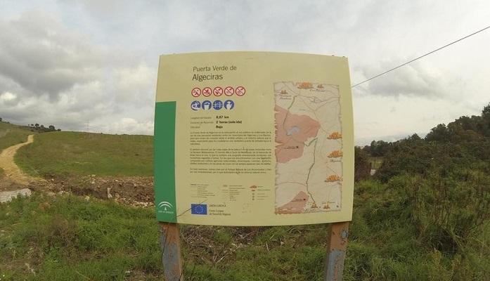 La Junta obtiene licencia para mejorar la Puerta Verde de Algeciras