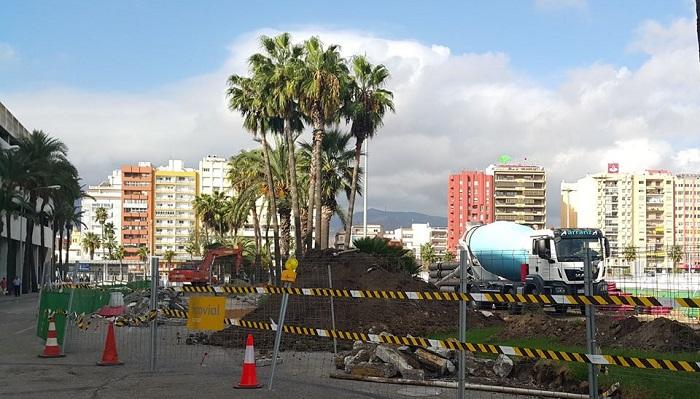 Algeciras invierte 2,5 millones en empleo con el Plan 'Aire' de la Junta