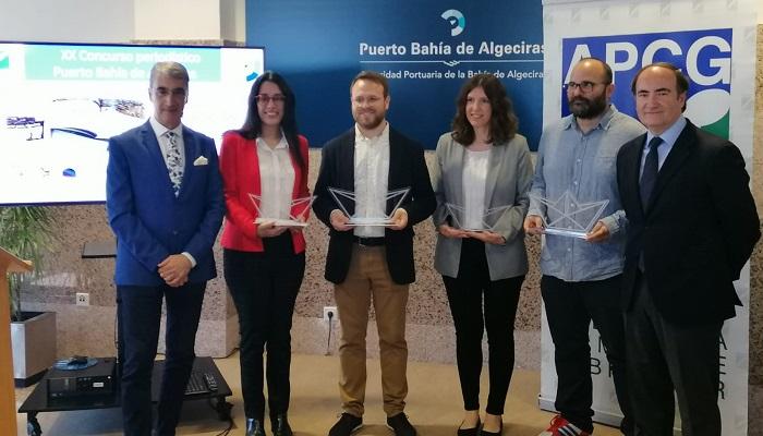 Francis Mena y Nacho Márquez ganan el XX Concurso 'Puerto Bahía de Algeciras'