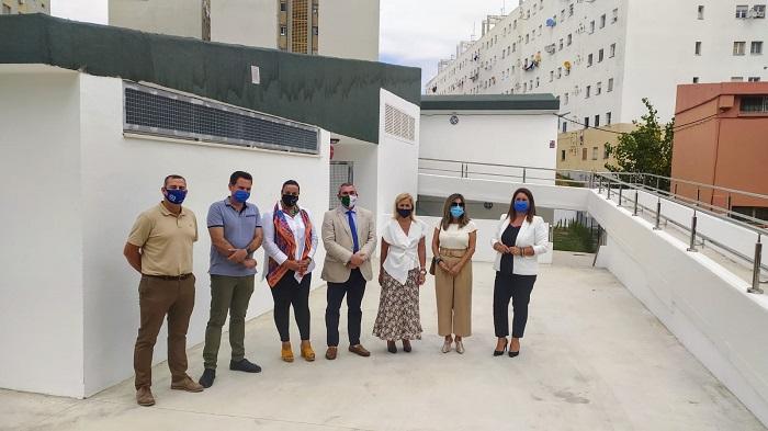 Junta y Ayuntamiento avanzan en la apertura de la Escuela de El Saladillo