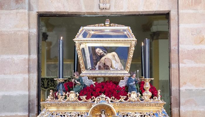 El Santo Entierro de Algeciras tendrá un tramo en silencio
