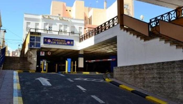 Interparking reduce el precio máximo diario de sus tres aparcamientos a 3,95 euros