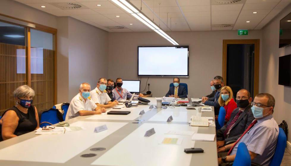 Primera reunión técnica para abordar las cuestiones que afectan a Gibraltar